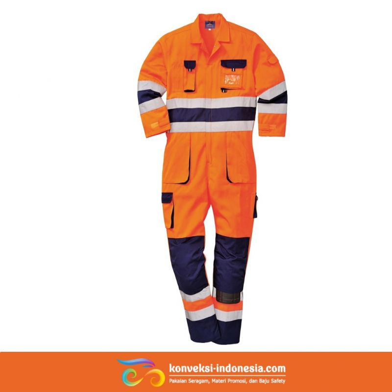 Coverall Safety