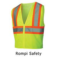 vendor konveksi rompi safety vest