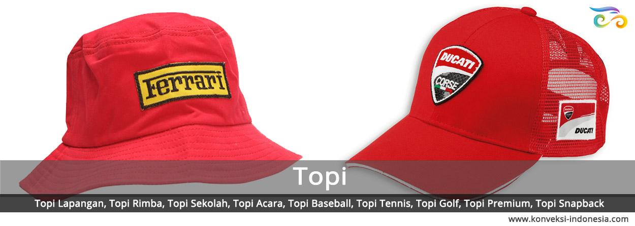 konveksi topi, pabrik topi, bordir topi, jual topi, harga topi, konveksi topi jakarta, konveksi topi bandung
