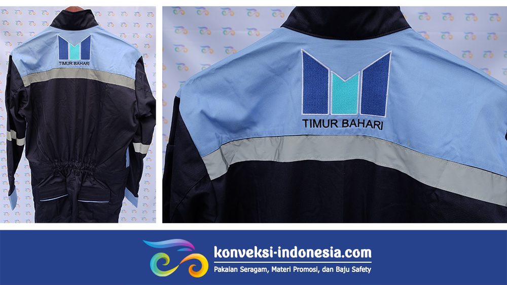 konveksi wearpack, konveksi coverall, konveksi baju safety, vendor wearpack, vendor coverall, wearpack jakarta, wearpack safety jakarta, pabrik wearpack jakarta, supplier wearpack jakarta, wearpack timur bahari